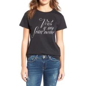 Sincerely Jules Vixen Graphic Tee